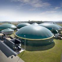 Биогазовые станции